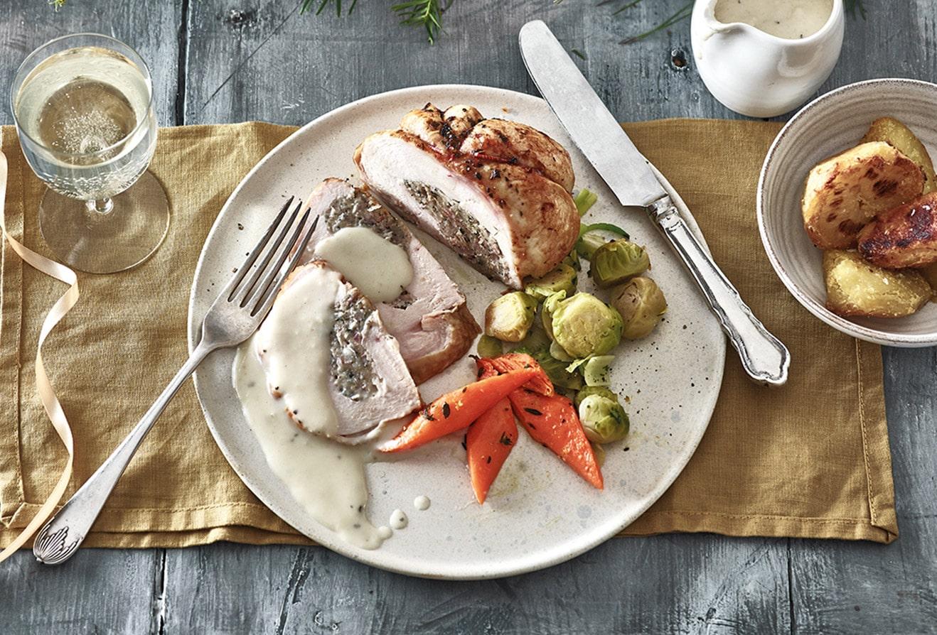 COOK Christmas Dinner