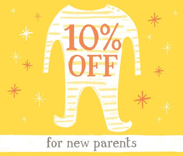 New Parents Discount