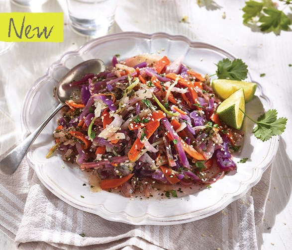 COOK Asian-Style Slaw
