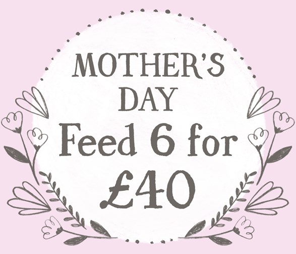 Feed 6 for £40