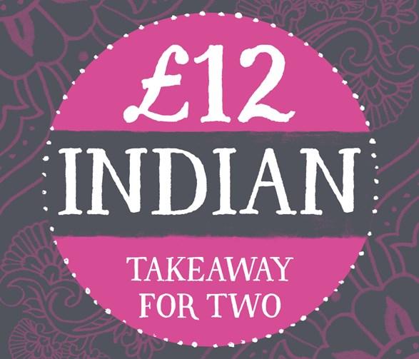 £12 Takeaway