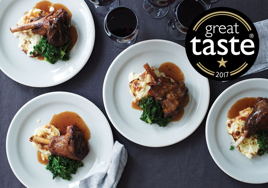 Great Taste Award Winners