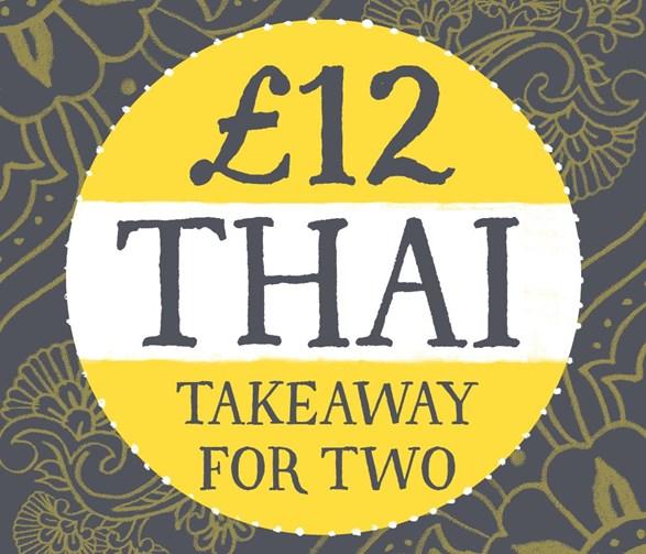 £12 Takeaway for 2