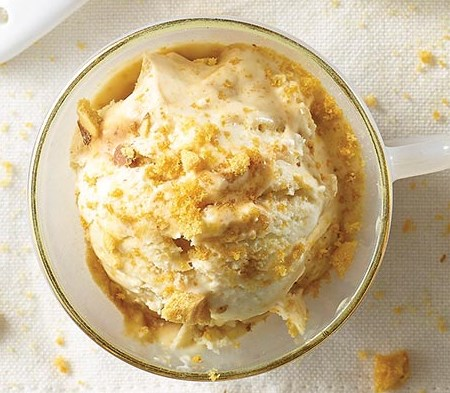 Purbeck Honeycombe Hash Ice Cream