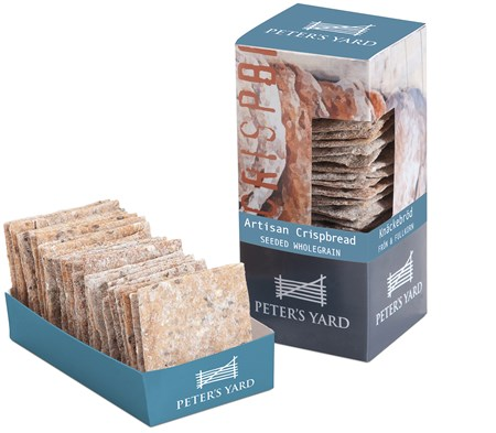 Peter's Yard Seeded Wholegrain Mini Crispbreads