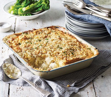 The Grand Fish Pie
