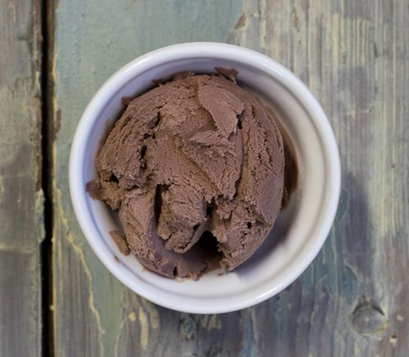 Purbeck Chocolate Orange Ice Cream