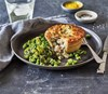 Spring Chicken & Asparagus Pie