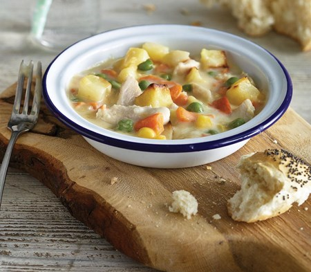 Kids Chicken Casserole