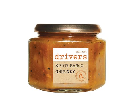Drivers Spicy Mango Chutney