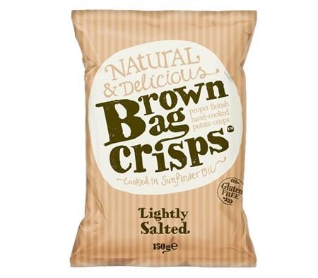 Lightly Salted Crisps