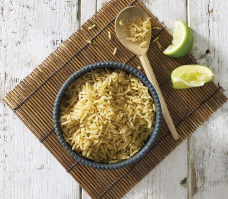 Coconut & Lime Leaf Rice