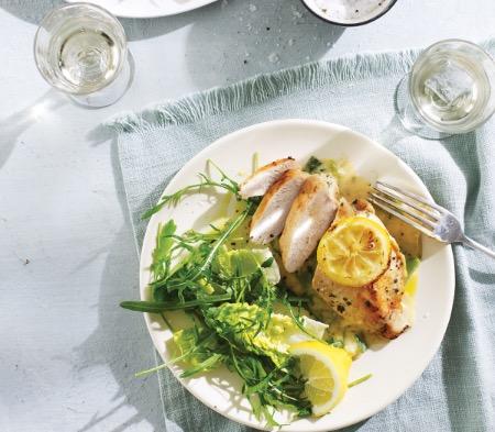 Tarragon & Lemon Chicken