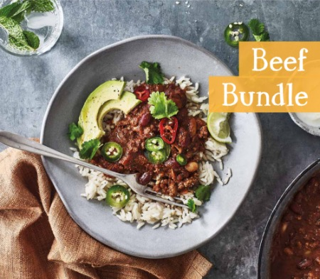 4 Meals for 1 for £14 - Beef