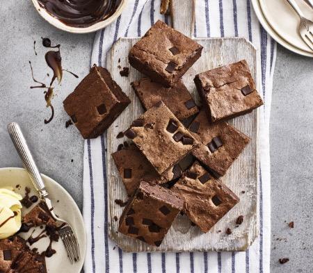 """""""Belgian"""" Chocolate Brownie"""