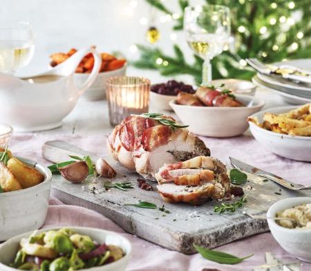 Christmas Meal.Christmas Lunch For 2