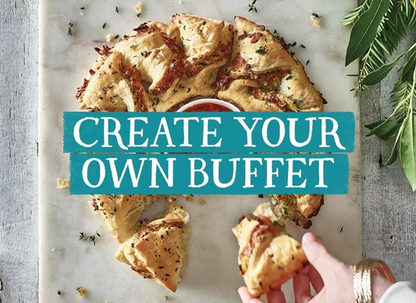 Build Your Own Buffet