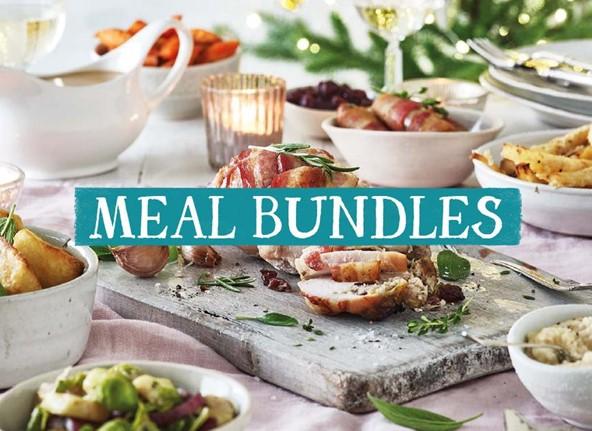 Meal Bundles & Menus