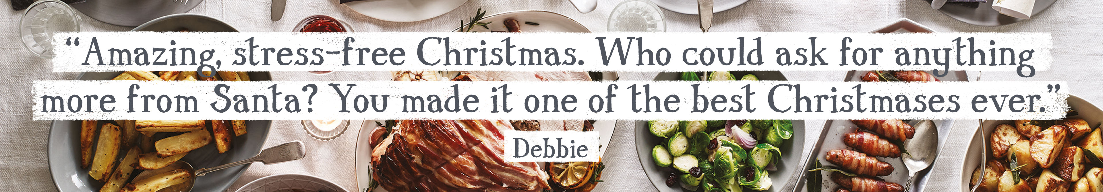 Christmas With COOK: Stress-Free Christmas Lunch For 8   COOK