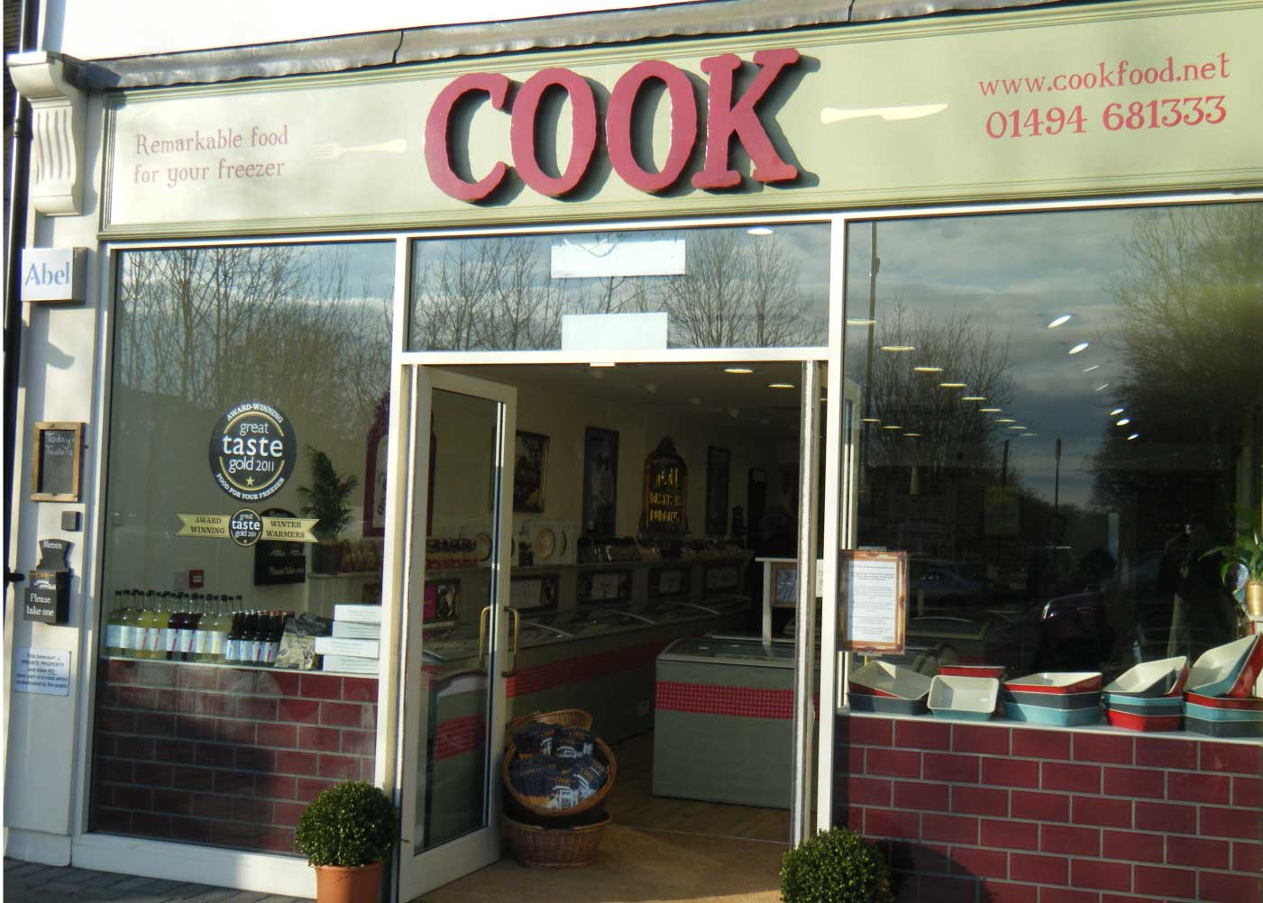 COOK Beaconsfield